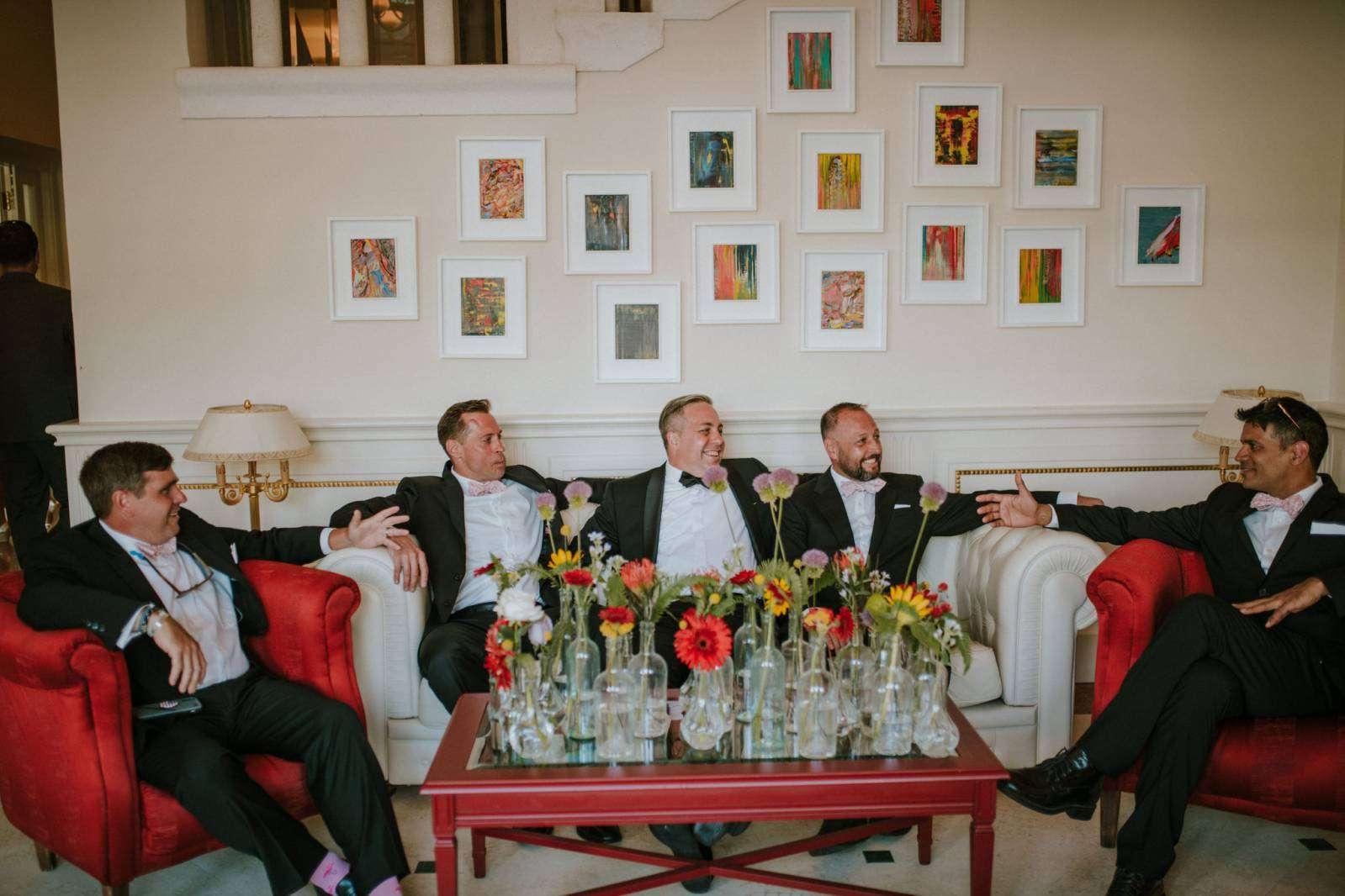 hotel arbiana rab wedding