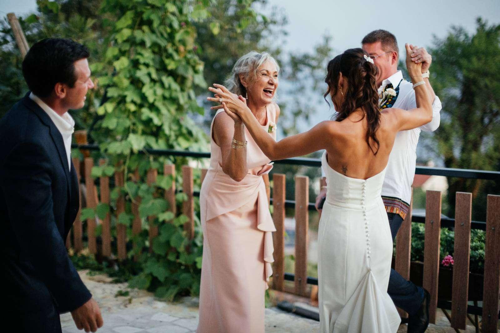 konoba bajso wedding