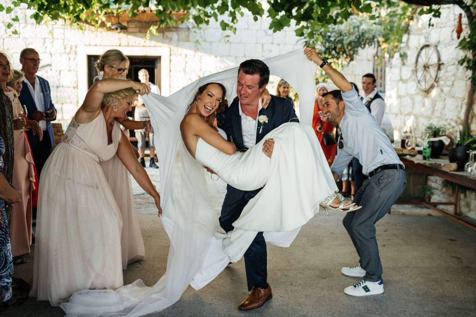 legal requirements wedding in croatia