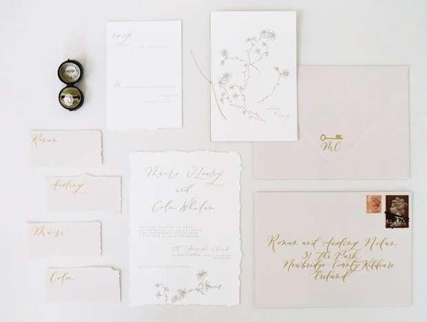 wedding in croatia stationery