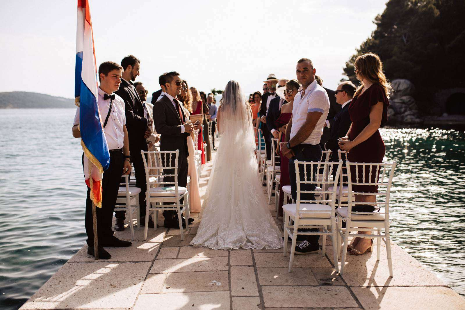 wedding in split croatia