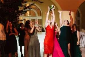 wedding in split planner