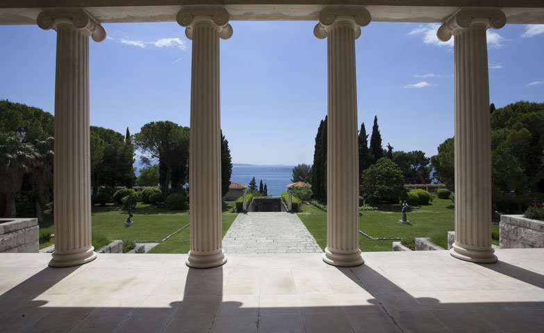 wedding locations croatia, split