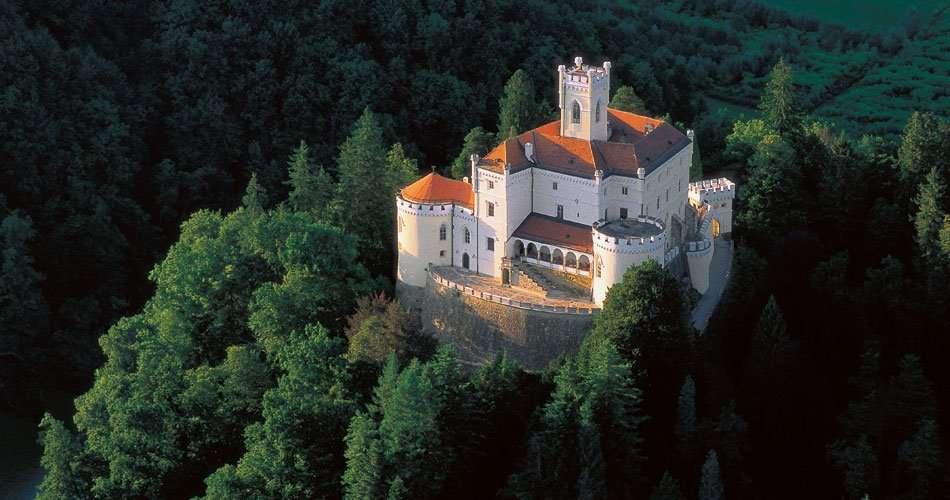 castle wedding in croatia