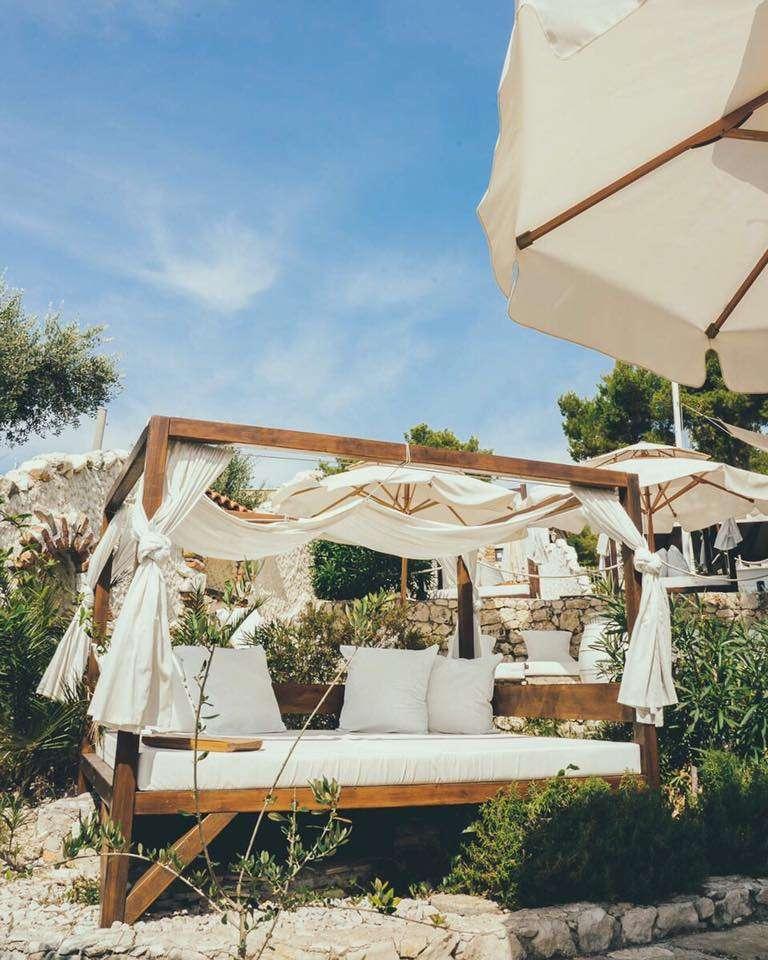 beach wedding croatia