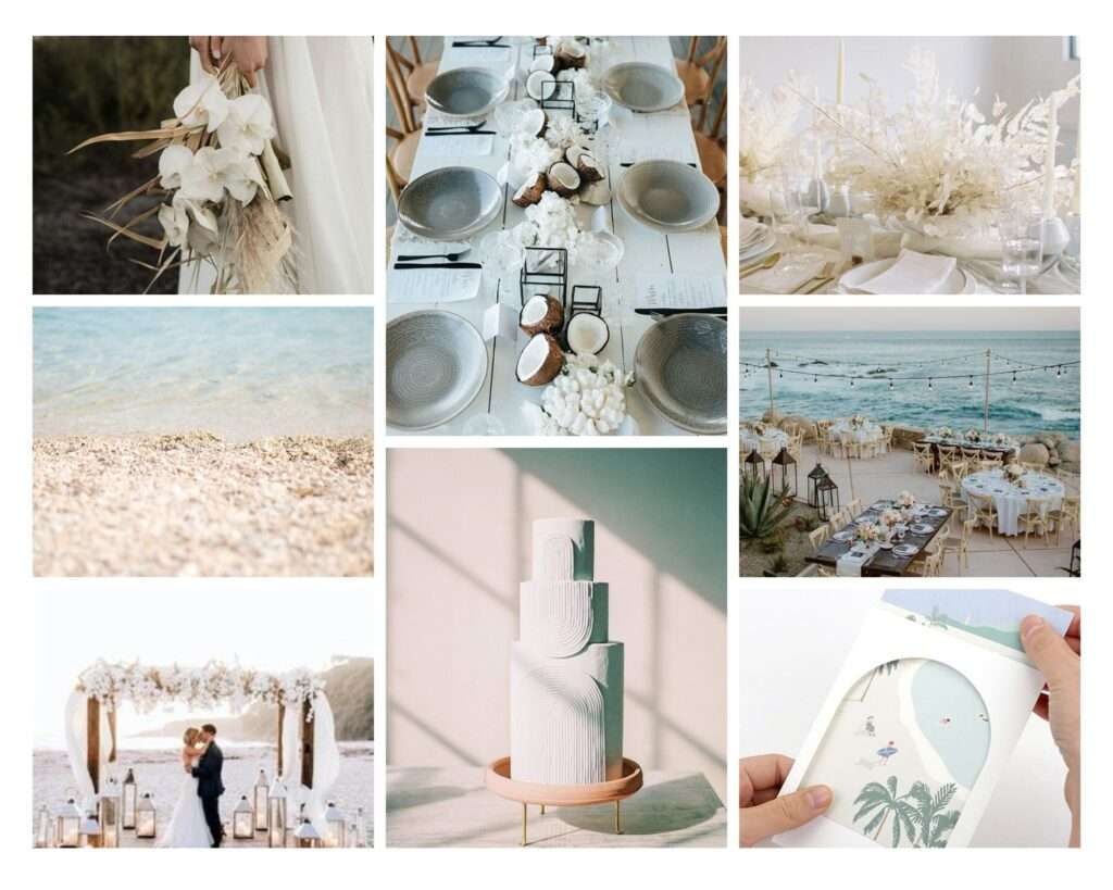 beach wedding croatia