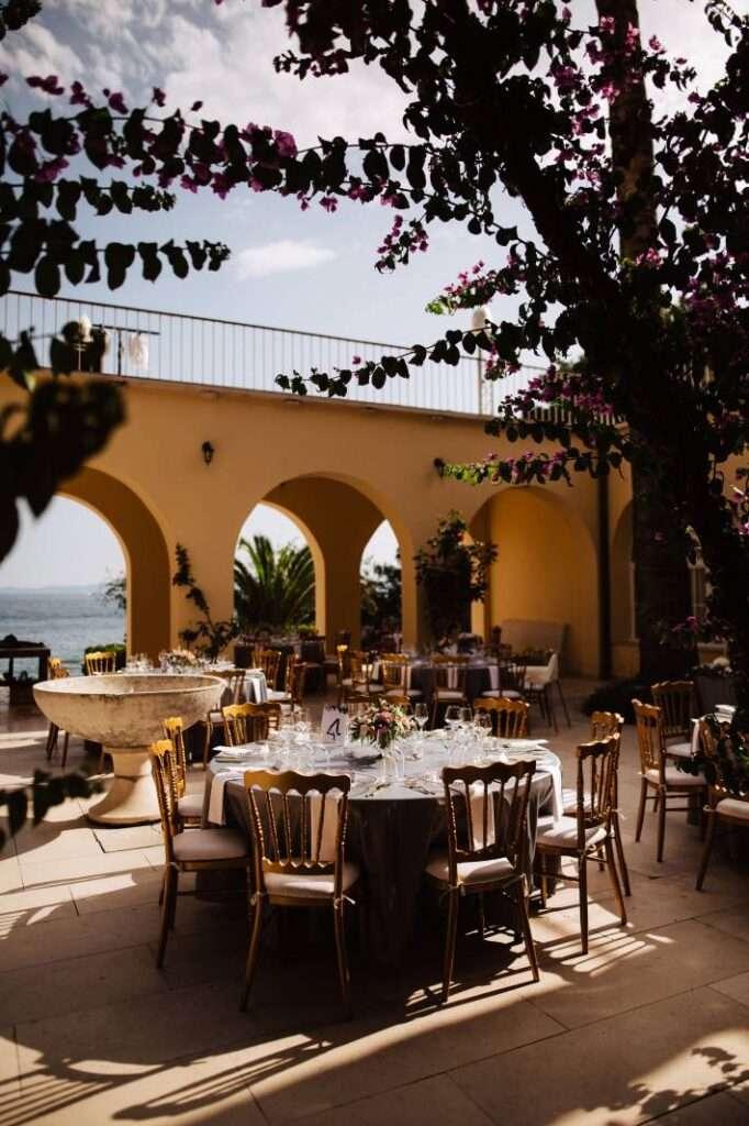villa dalmacia wedding